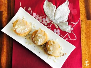Brown Butter and Coconut Milk Honey Biscuits - Gluten Free 2