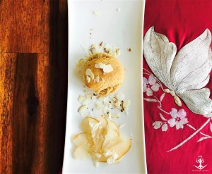 Brown Butter and Coconut Milk Honey Biscuits - Gluten Free 4