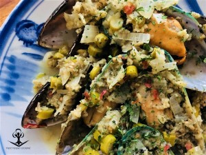 Steamed Mussels 1