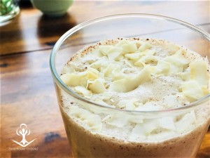 Seasoned Almond Milk 1