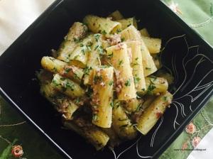 Rigatoni Pasta with Kalamata Olive Pesto 2