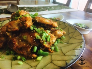 Sesame and Ginger Chicken 3